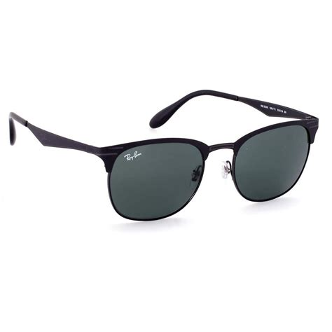 Sunglasses Rayban Metal sunglasses ban clubmaster metal rb 3538 186 71 black