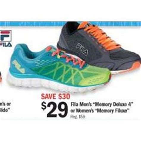 fila womens memory filuxe athletic shoes at meijer black