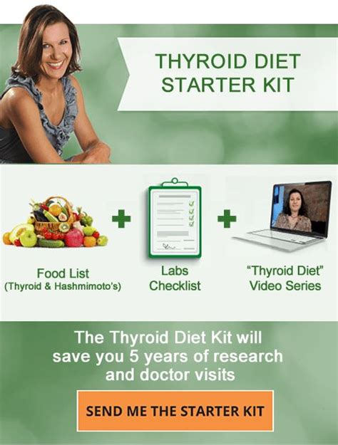Hormone Diet Detox Food List by Thyroid Diet Starter Kit Finally Taking Care Of Me