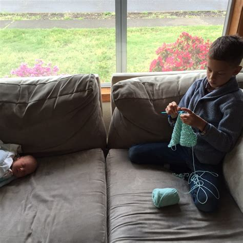 Teaching The Littles To Crochet Knitpicks Staff Knitting