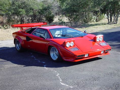 Lamborghini Countach Kit Lamborghini Countach Replica Picture 8 Reviews News