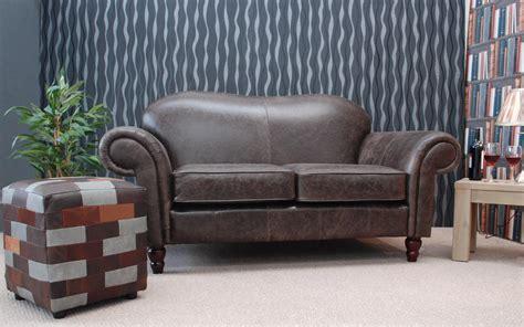 Roscommon Vintage Leather Sofa Elegant Design Uk Handmade Vintage Leather Sofas Uk