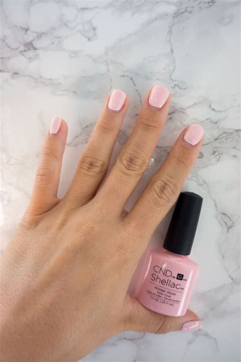 Shellac Nails by Ultimate Step By Step Guide To Home Manicures With Cnd