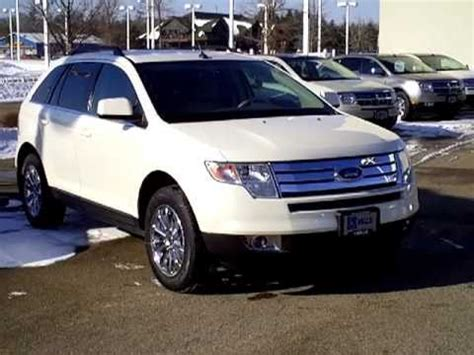 ford edge problems 2008 ford edge problems manuals and repair information