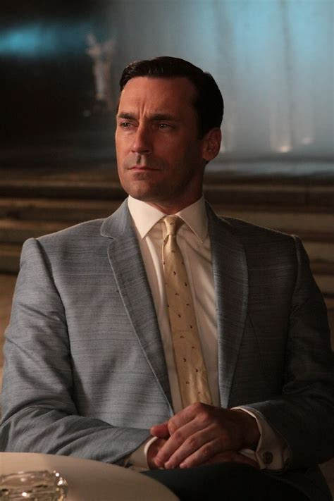 don drape don draper suit clothes style in mad men gentleman s