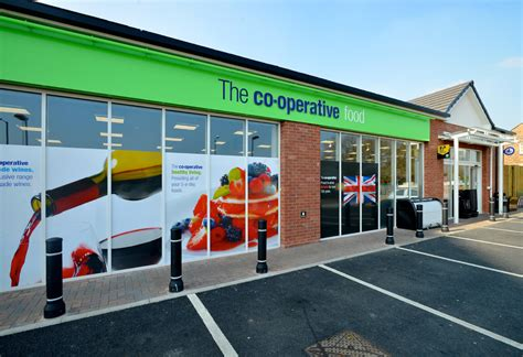 Co Op by Co Op Food Store Nottingham For Midlands Co Operative