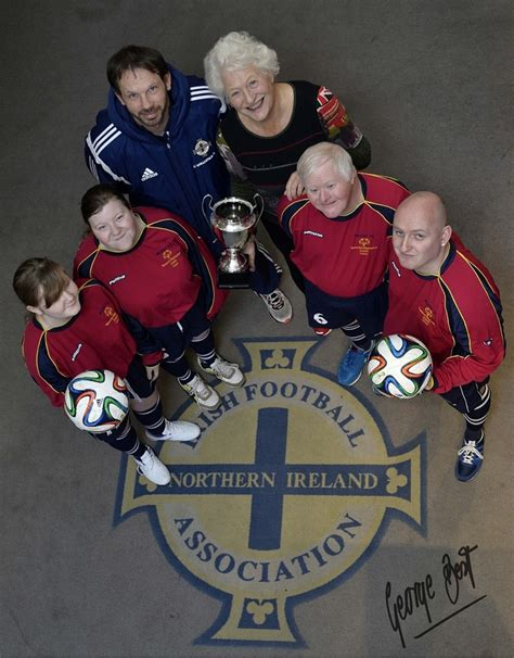george best foundation peters trust receives sizeable donation ifa