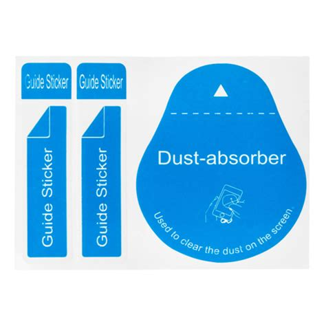 Dust Removal Sticker