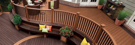 trex composite decking system orange county