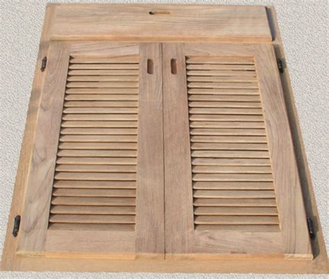 Louvered Cabinet Doors Replacement Bar Cabinet Louvred Cabinet Doors