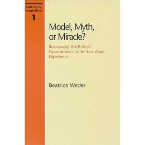 the wave an east asian miracle for the 21st century world bank east asia and pacific regional report books model myth or miracle reassessing the of