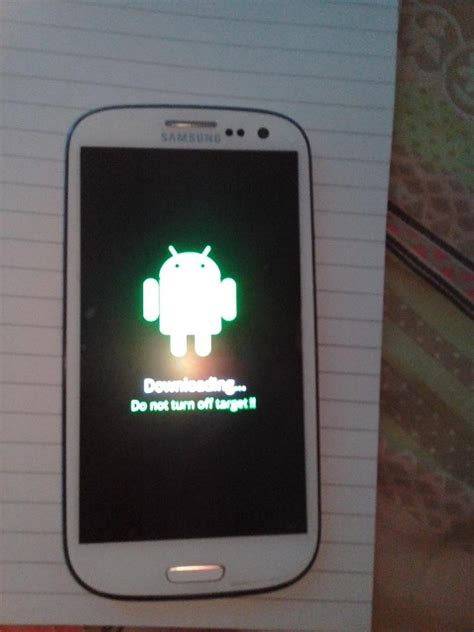 reset android jelly bean 4 2 galaxy s3 frozen on samsung start screen after software