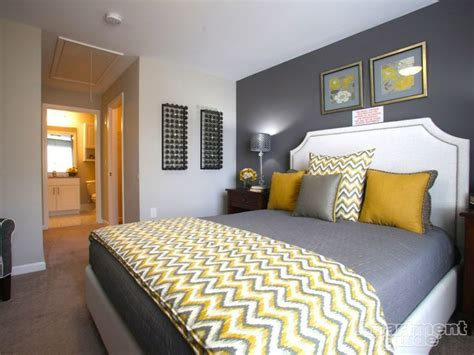 why is it called a master bedroom yellow and grey bedroom idea chevron throw i love this