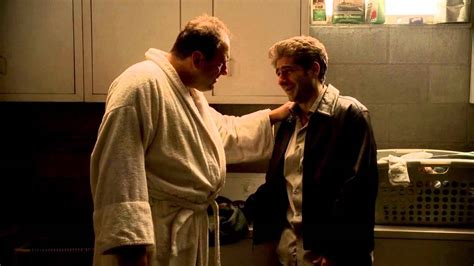 Sopranos Make Out Like Bandits by The Sopranos Christopher Tell Tony About And Fbi