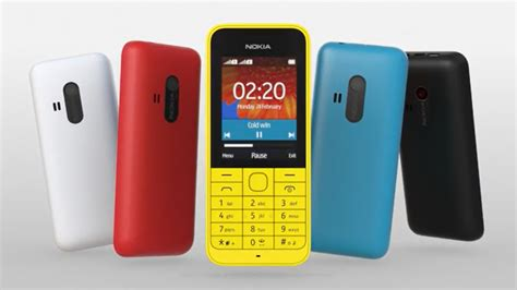 Hp Nokia 220 Dan gudangnya spesifikasi nokia 220 dual sim harga dan