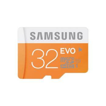 Samsung Micro Sd Evo Uhs 1 32gb 48mb S Original Memory Card samsung 32gb micro sd evo uhs i class 10 48mb s dataio