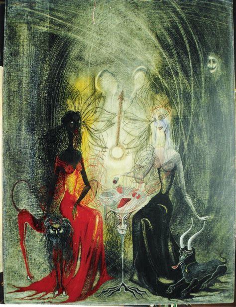 Imagenes Surrealistas De Leonora Carrington | la paradoja de la percepci 243 n leonora carrington la inasible