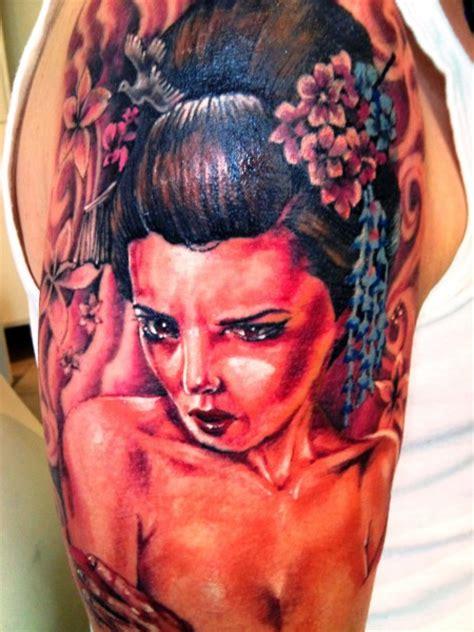 tattoo geisha vorlagen ocrim71 coverup geisha tattoos von tattoo bewertung de