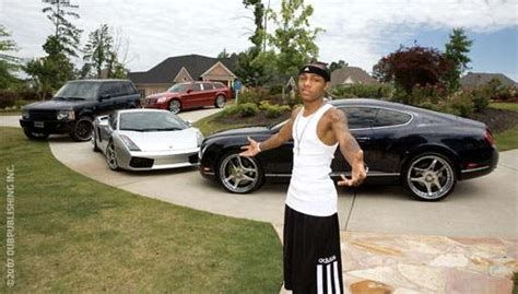 Mtv Cribs Bow Wow by Lil Bow Wow S Cars Car Images On Automotivepictures Co Uk