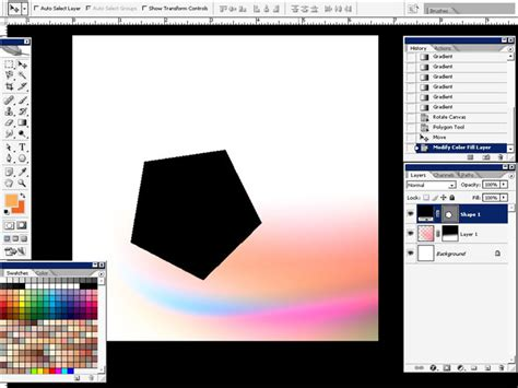 create a whole new effect by tucking one side of a bob making a gem tutorial photoshop tutorials designstacks