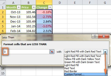 how to use conditional formatting in excel 2016, 2013 and 2010