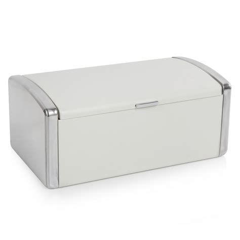 bread loaf storage container morphy richards accents bread bin large food biscuit loaf