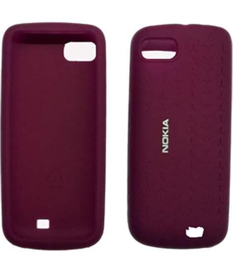 Soft Silikon Cover Nokia X nokia silicon soft for nokia c3 01 plum buy nokia silicon soft for nokia c3 01
