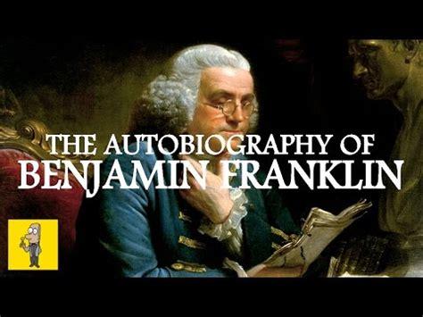 biography of benjamin franklin summary autobiography literary genre trump