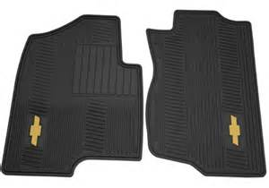Floor Mats For A Chevy Silverado Chevy Silverado Factory Floor Mats Autos Post