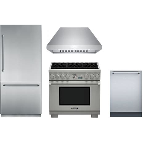 thermador gas thermador 36 in prg366jg gas range 36 in hpcb36ns