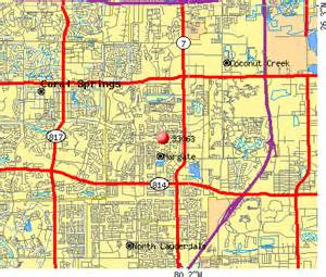 map margate florida 33063 zip code margate florida profile homes