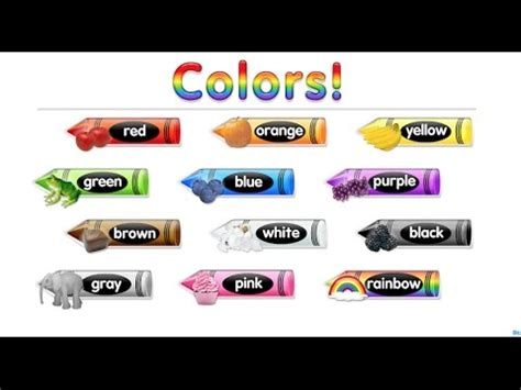 starfall colors learn colors learn