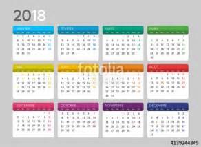 Portugal Calendrier 2018 Quot Calendrier 2018 Quot Fichier Vectoriel Libre De Droits Sur La