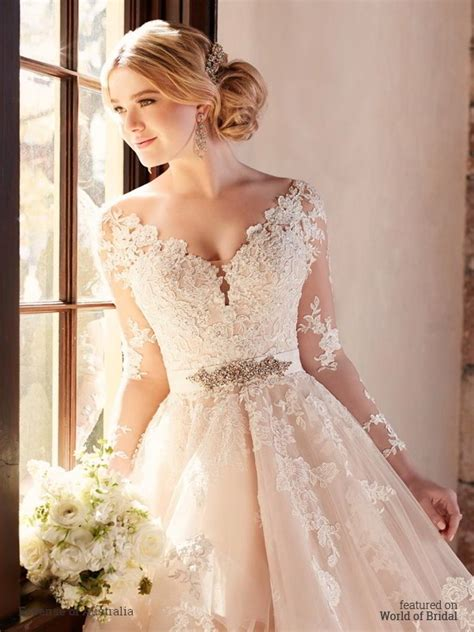 Wedding Dresses Australia by Essense Of Australia Fall 2016 Wedding Dresses World Of