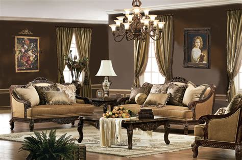 Venetian Living Room by 10 Style Living Room Designs