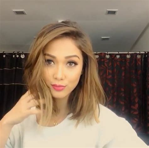 bianca gonzales haircut the list best short dos star style ph