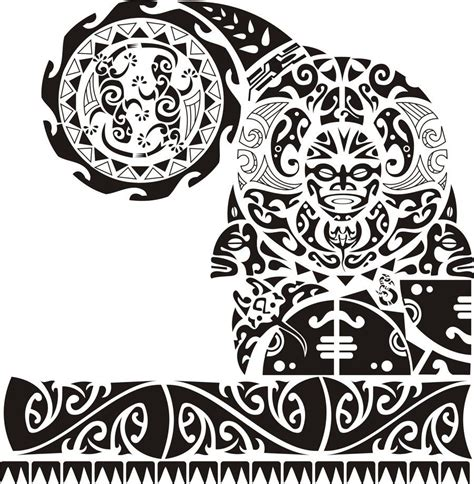 polynesian tattoo designs for sale maori maori dwayne johnson e o significado
