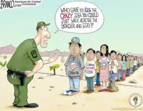 Christian Prayer Rug New Political Cartoon Shows Why So Many Illegals Are