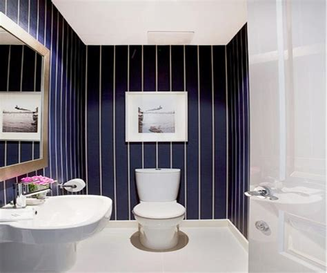 striped bathrooms striped bathroom design ideas interiorholic com