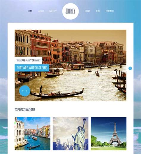 free travel templates 60 excellent travel website templates free premium