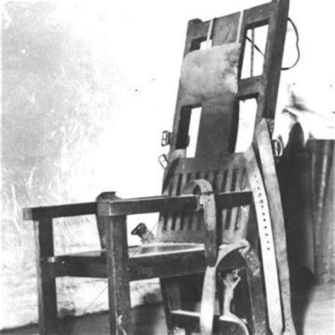 Which States Still The Electric Chair by City In Oklahoma Renews Fight For Sparky Electric