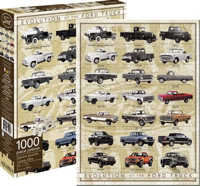 Best Terlaris Puzzle Jigsaw From Tomorrow 100 Pcs Sni ford truck evolution jigsaw puzzle puzzlewarehouse