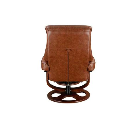 leather swivel chair with ottoman recliner chair with ottoman co087 recliners