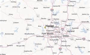 map of haslet haslet weather station record historical weather for
