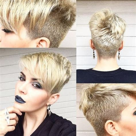 easy hairstyles for short uneven hair short pixie hairstyles 2017 for thick hair hairstyles
