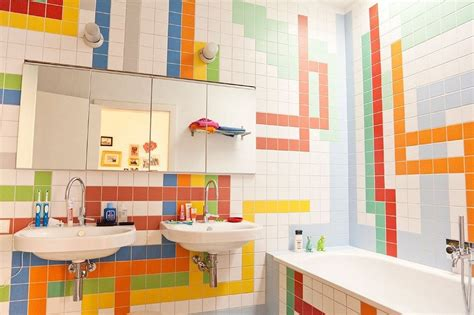 children s bathroom tiles kids bathroom ideas worth to try