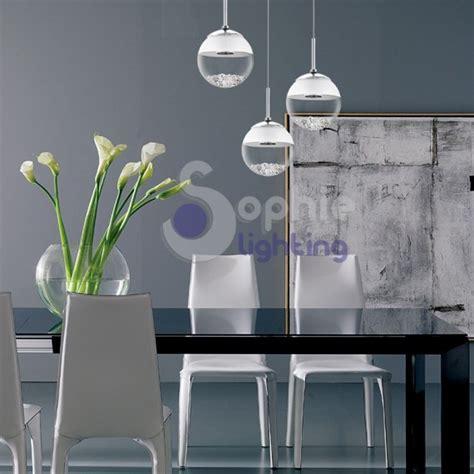 ladari a filo illuminazione sospensione per soggiorno su tavolo
