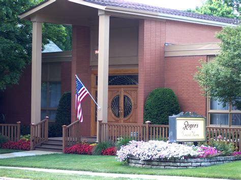rogers funeral home inc funeral services cemeteries