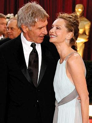 Harrison Ford And Calista Flockhart Are Engaged by Calista Flockhart Engaged To Harrison Ford