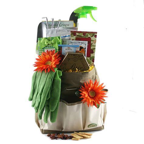 gardening gift baskets bless bloomers gardening gift